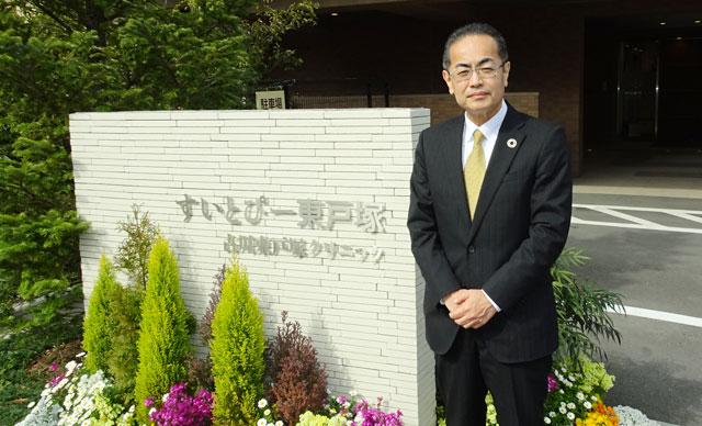 日総ニフティ株式会社 代表取締役社長 松尾 伸一